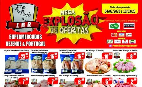 Mega explosão de ofertas no Supermercado Rezende & Portugal