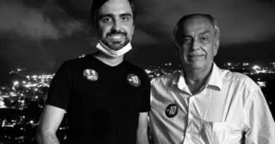 Vice-Prefeito de Bom Jesus do Itabapoana/RJ renuncia ao cargo
