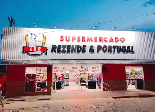 Sexta do peixe no Supermercado Rezende & Portugal