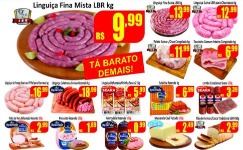 Promoções imperdíveis no Supermercado Rezende e Portugal