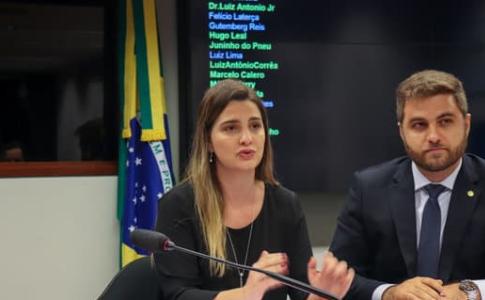 Release da ascom da deputada Clarissa Garotinho (Pros/RJ) sobre projeto relativo às regiões Norte e Noroeste Fluminense